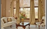 Formal Living Room Window Treatment Ideas