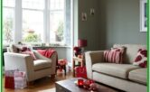 Grey Black And Red Living Room Ideas