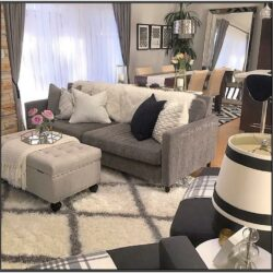 Grey Sofa Living Room Ideas Pinterest