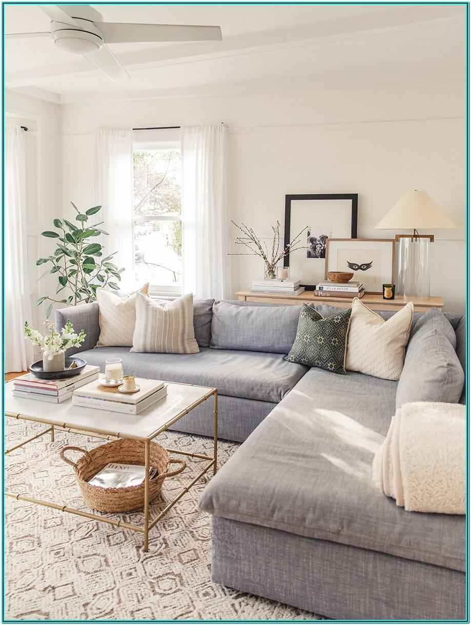 Ideas To Decorate Living Room Apartment