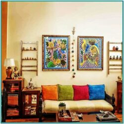 Ideas To Decorate Living Room Indian Style