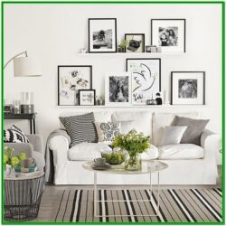 Ikea Living Room Wall Decor Ideas