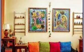 Indian Living Room Wall Decor Ideas