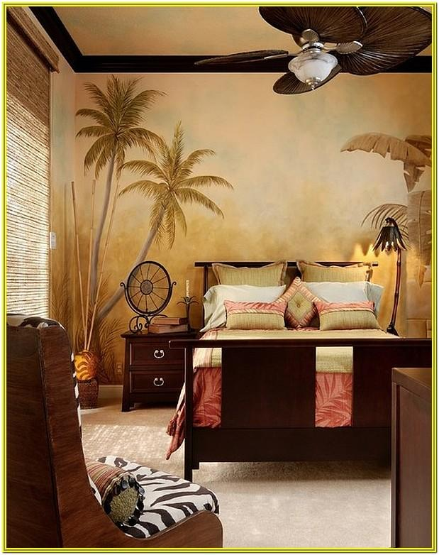 Jungle Themed Living Room Ideas