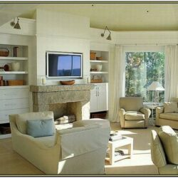 L Shaped Living Room Dining Room Decorating Ideas 1