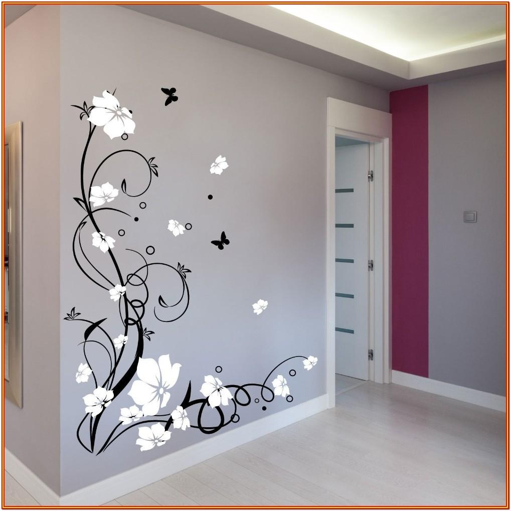 Living Room Beautiful Wall Decoration Wall Stickers