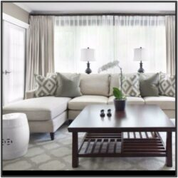 Living Room Curtain Ideas Grey Sofa