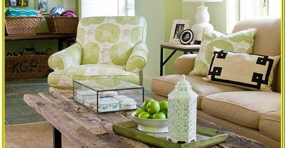 Living Room Decorating Colour Schemes