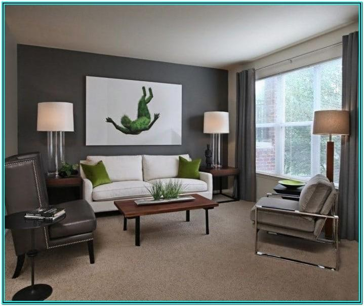 Living Room Decorating Gray Walls And Carpet