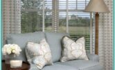 Living Room Decorating Ideas Blinds