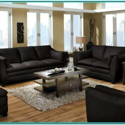 Living Room Decorating Ideas For Black Sofas