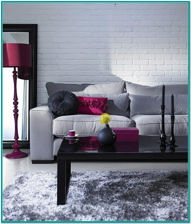 Living Room Decorating Ideas Gray Couch