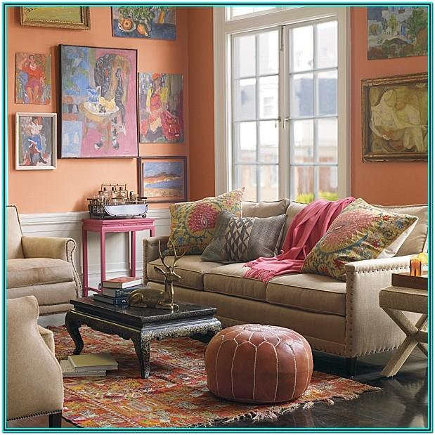 Living Room Decorating Ideas Hippie