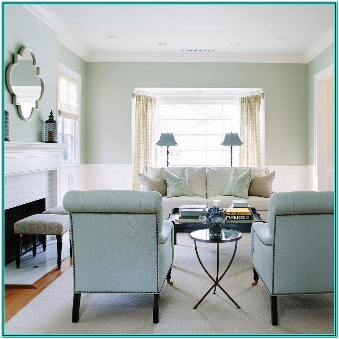Living Room Decorating Ideas Light Blue Walls