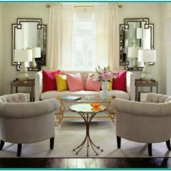 Living Room Decorating Ideas Mirrors