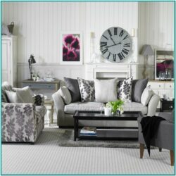 Living Room Decorating Ideas With Grey Couch