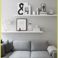 Living Room Decorating Ideas With Shelves