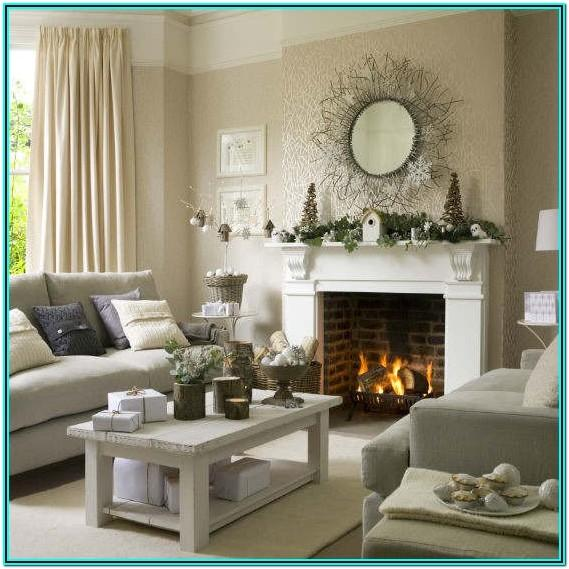 Living Room Decorating Ideas With Streamers