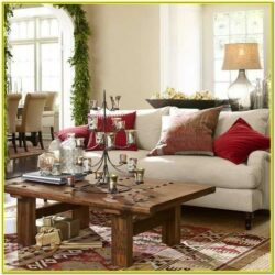Living Room Decorating Rugs