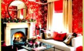 Living Room Decoration For New Year 2016