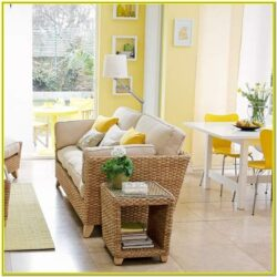 Living Room Decoration Ideas Yellow