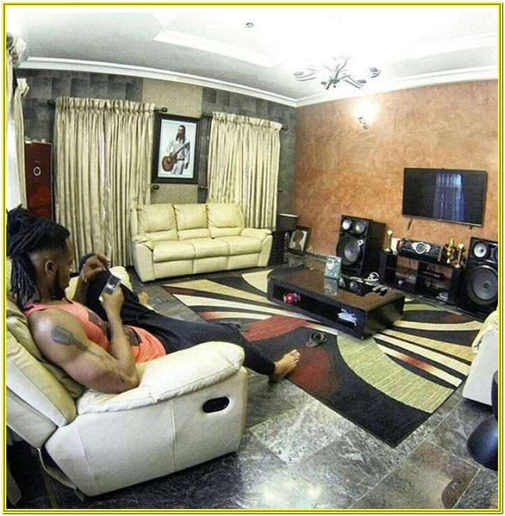 Living Room Decoration In Nigeria