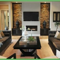 Living Room Decoration Without Sofa