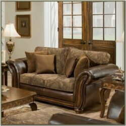 Living Room Decorations With Brown Furniture 1