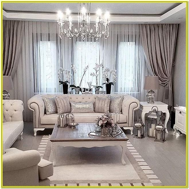 Living Room Decorative Curtain Modern Curtain Designs 2019