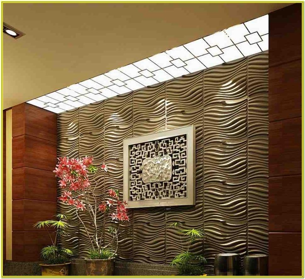living room decorative glass wall panels