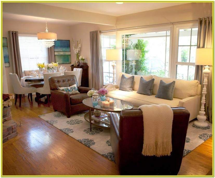 Living Room Dining Room Combo Decor Ideas