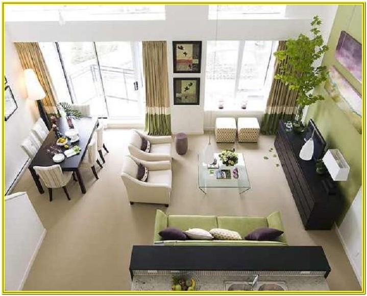 Living Room Dining Room Combo Decor