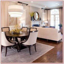 Living Room Dining Room Combo Decorating Ideas 1
