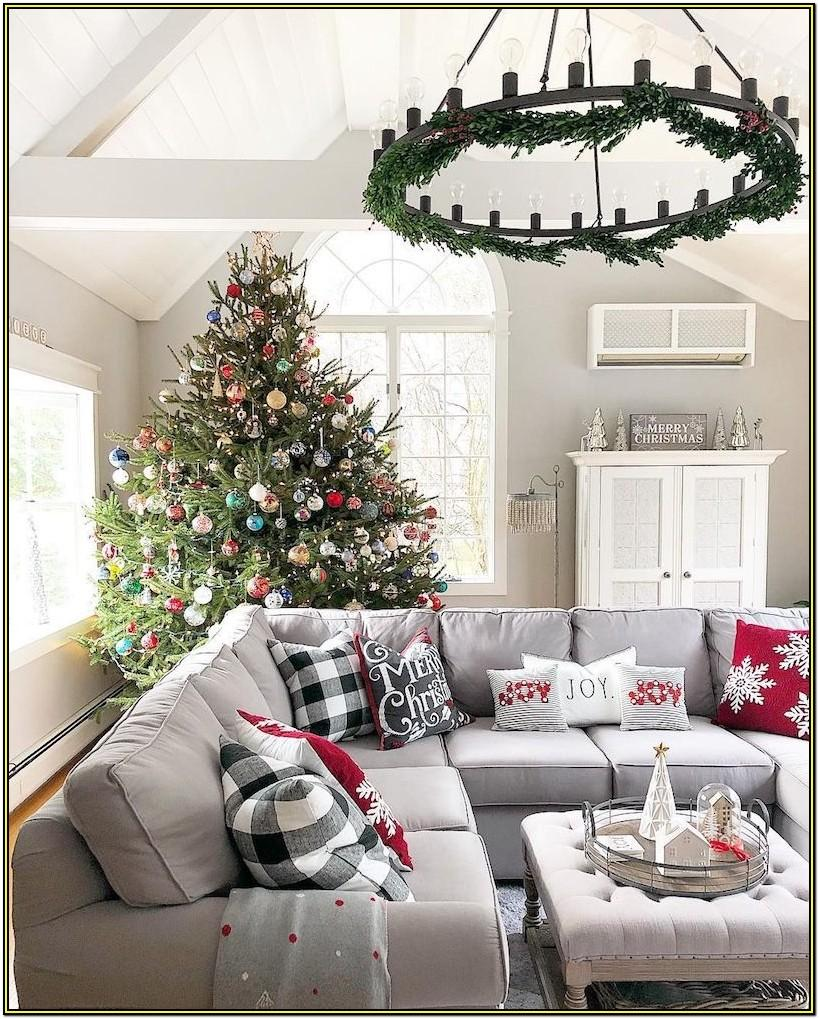 living room dining room living room decorating ideas for christmas