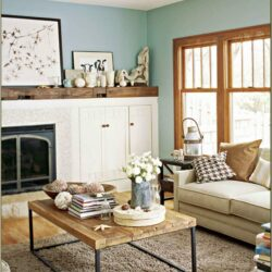 Living Room Diy Home Decor Ideas Scaled