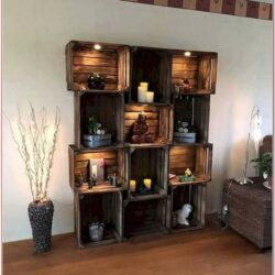 Living Room Diy Rustic Home Decor 1