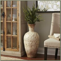 Living Room Elegan Decoration Large Vase