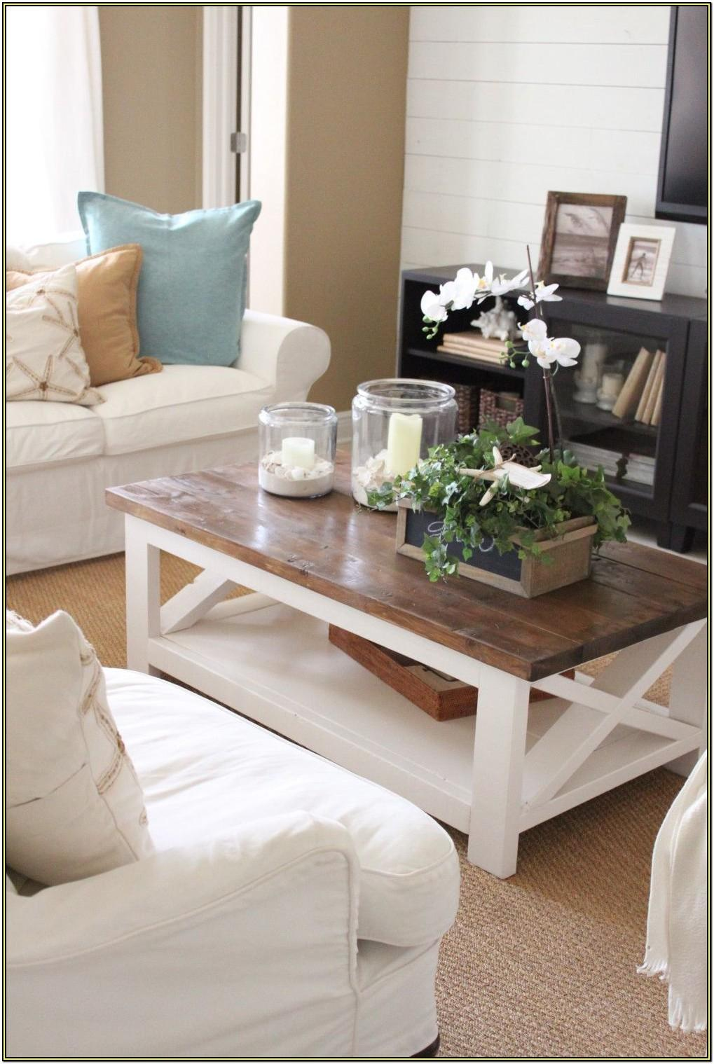 Living Room End Table Decor Ideas