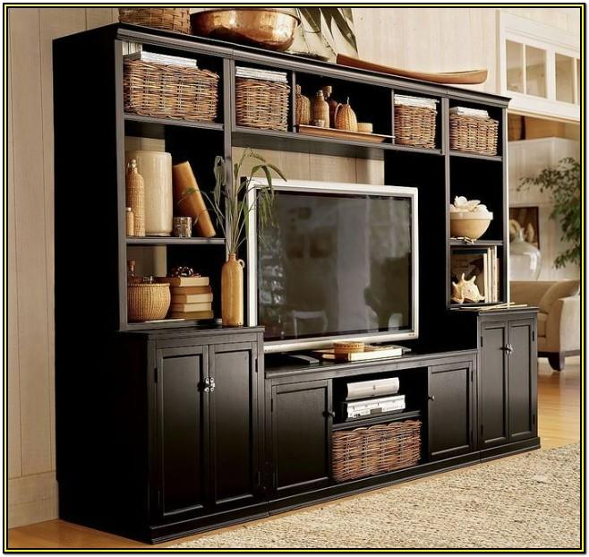 Living Room Entertainment Center Decor Ideas