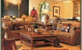 Living Room Furniture Rustic Decor