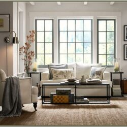 Living Room Glass Decorative Ideas