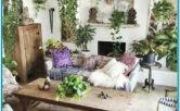 Living Room Home Decor Ideas With Plants