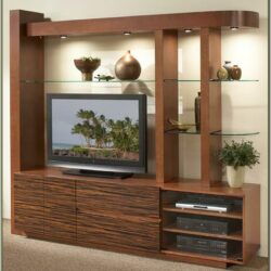 Living Room Hutch Decorating Ideas