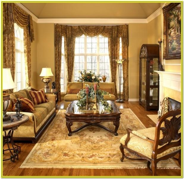 Living Room Interior Decorating Styles