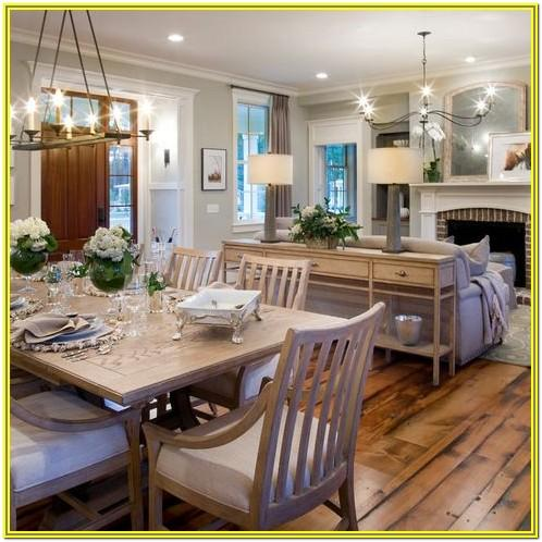 living room kitchen combo decorating ideas 2