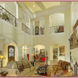 Living Room Luxury Home Decor