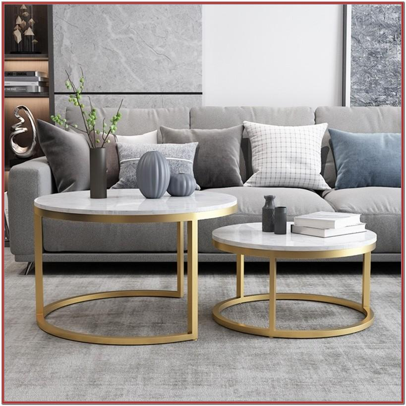 living room marble home decor