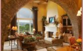 Living Room Mediterranean Home Decor