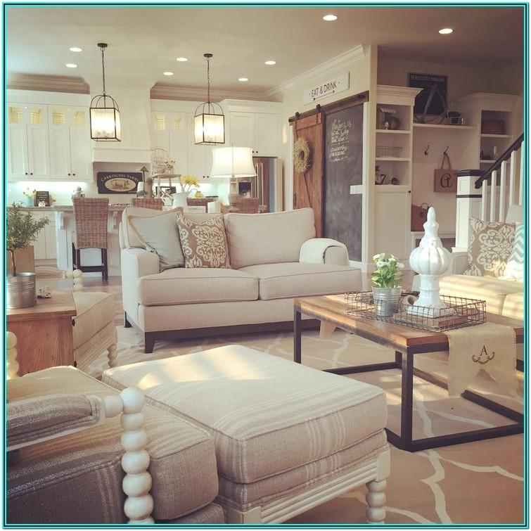 living room modern farmhouse decorating ideas