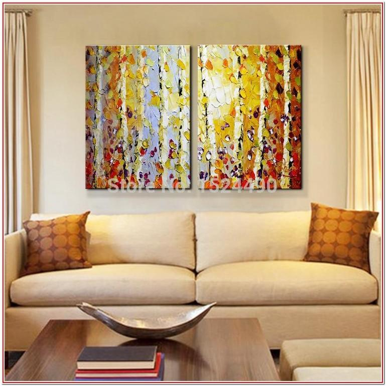 Living Room Modern Wall Decor Wall Painting